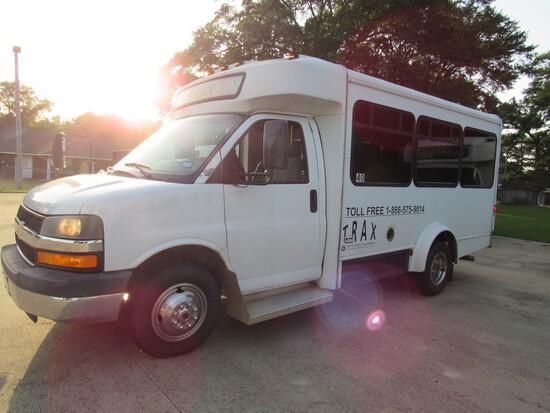 2009 Chevrolet Glaval Bus