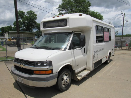 2009 Chevrolet 4500 Commercial Bus
