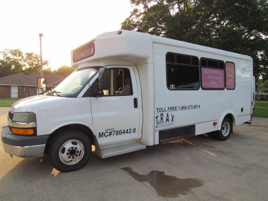 2010 Chevrolet 4500 Bus