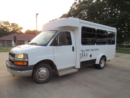 2010 Chevrolet Glaval Bus
