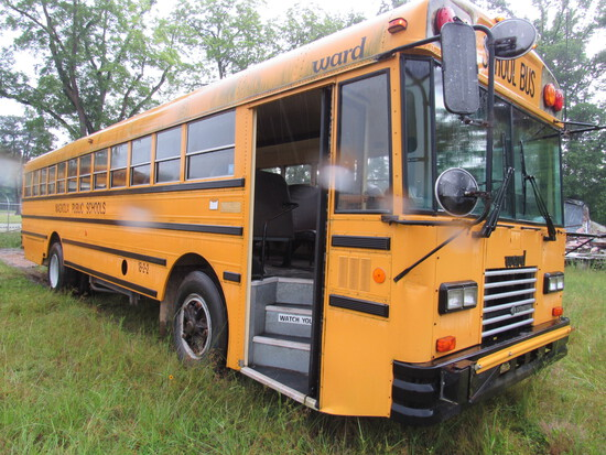 Genoa School District Bus Auction