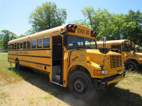 1996 Am Tran School Bus