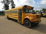 1998 Am Tran International 3800 School Bus