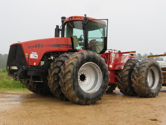 Case IH STX450 Articulated Tractor 4WD