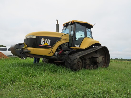 Cat CH55 Challenger Tractor