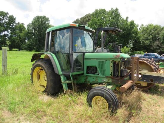 John Deere 6310 Diesel Cab Tractor