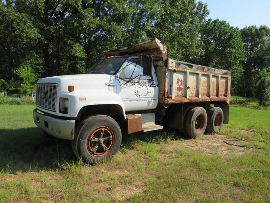 1990 Chevrolet Kodiak Dump Truck