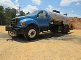 2006 Ford F750 XL Super Duty w/Etnyre Asphalt/Oil Distributor