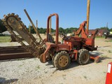 Ditch Witch 3500 DDLBS Trencher