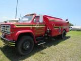 GMC 7000 Diesel Fire Truck