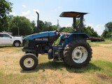New Holland TS 100 Dsl tractor