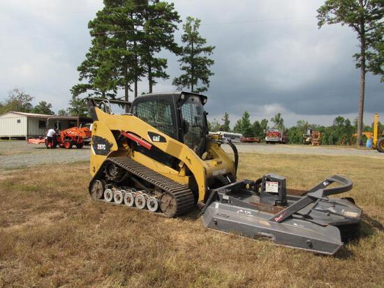 Caterpillar 297C Track Skid Steer