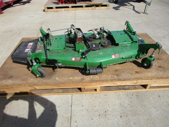John Deere 62D- 62in drive over mower deck (used very little)