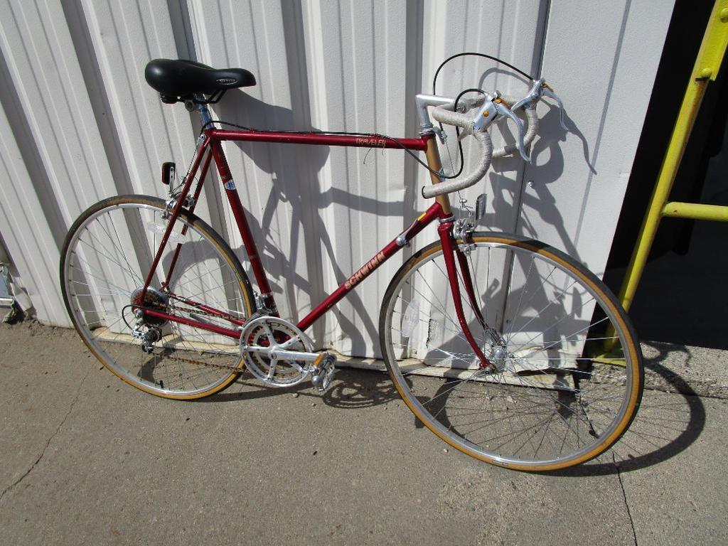 Schwinn Traveler Bike