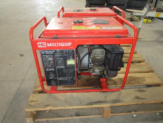 Wisconsin Robin Generator, portable 3 kw, model # 280 (new carburetor)