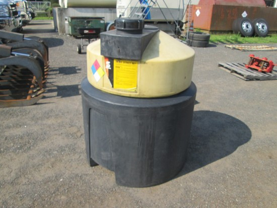 Safety-Kleen Liquid Storage Tank | Auctions Online | Proxibid