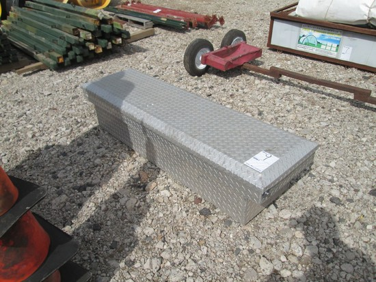 Aluminum Pickup Cross Box