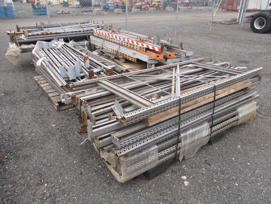 Quantity of Steel Racking/Shelving