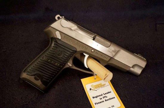 Ruger M. P89 9mm Semi-auto Pistol