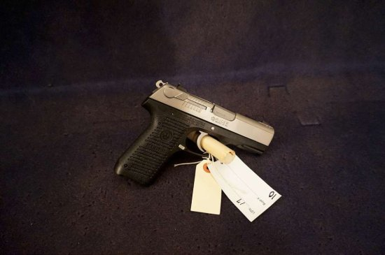 Ruger M. P95 9mm Semi-auto Pistol