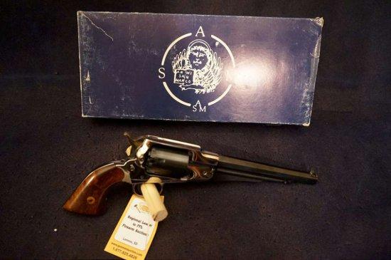 A.S.M. .44 Percussion Revolver