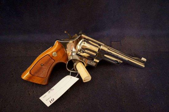 S&W M. 27-2 .357 Revolver