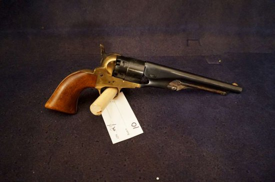 Traditions 1860 Colt Army .44 Percussion Revolver