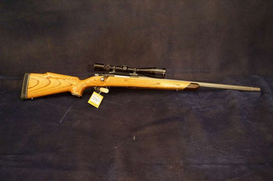 Mauser Action Re-Barreled to .260 B/A Rifle