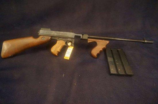 Auto Ordinance M. 127 A1 Thompson Semi-auto .45ACP Carbine