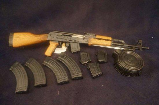 PolyTek M. AKS 7.62x39 Semi-auto Rifle