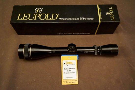 Leupold 4x12 Vari-x II Scope