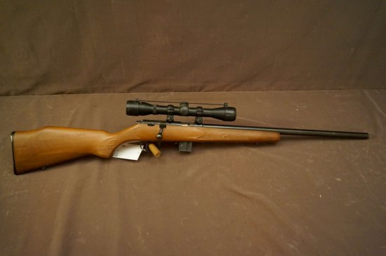 Marlin M. 917V .17HMR B/A Rifle