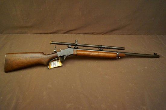 Stevens Walnut Hill .22LR Single Shot Rifle