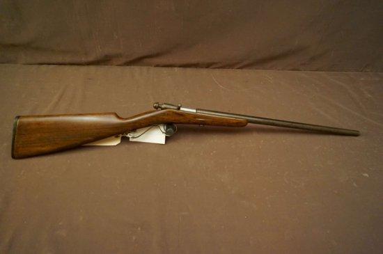 "Winchester M. 36 9mm ""Garden Gun"" Single Shot Rifle"