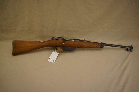 Sporterized 6.5 Carcano B/A Rifle