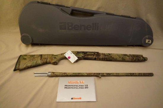 Benelli Super 90 Montfeltro 20ga Semi-auto Shotgun