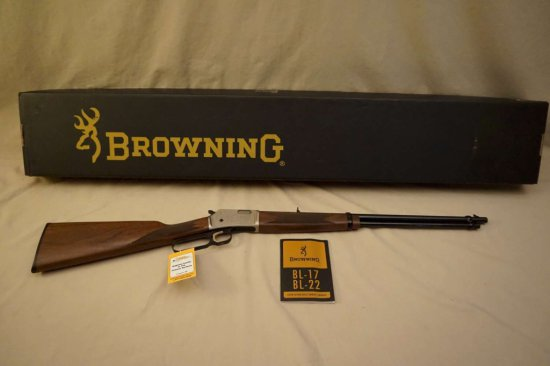 Browning BL-17 .17Mach 2 L/A Rifle