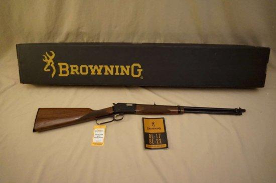 Browning BL-17 .17Mach 2 L/A Rifle