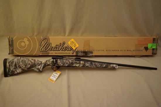 Weatherby Vanguard .25-06 B/A Rifle