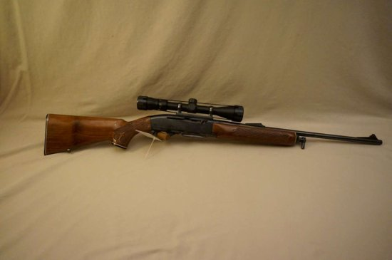 Remington M. 742 Woodmaster .30-06 Semi-auto Rifle