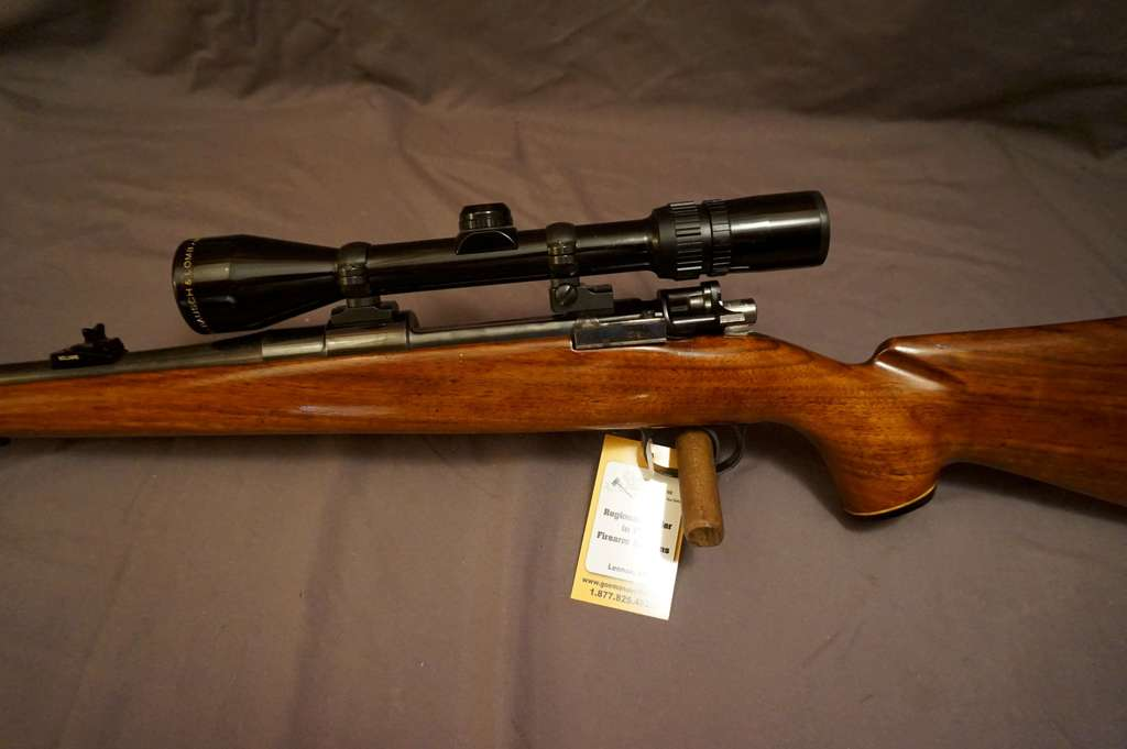 Lot: FN 7mm Mauser B/A Rifle | Proxibid Auctions