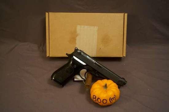Beretta M. 92S 9mm Semi-auto Pistol
