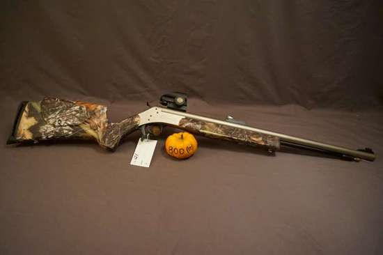 Connecticut Valley Arms Optima .50 Inline Percussion Rifle