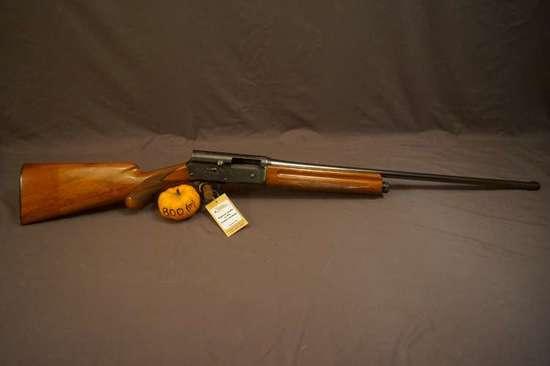 Browning (Belgium) A5 20ga Semi-auto Shotgun