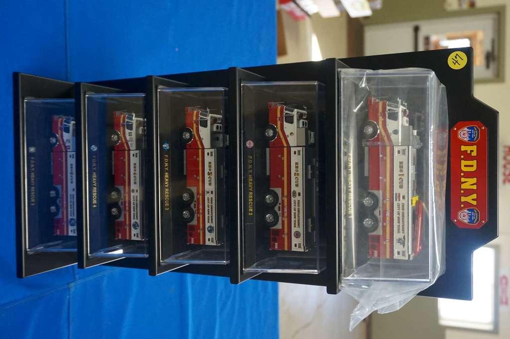 Fire Fighter Memorabilia