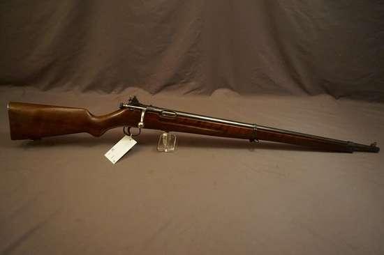 Savage M. 19 NRA .22 B/A Rifle