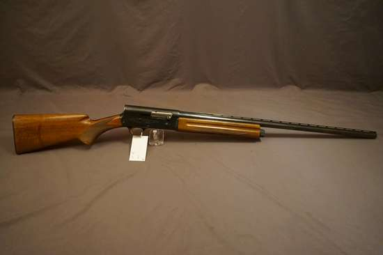 Belgium Browning Light Twelve 12ga Semi-auto Shotgun
