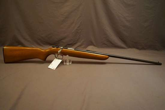 Remington TargetMaster 510 .22 B/A Rifle