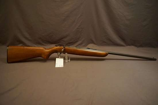 Remington TargetMaster M.510 .22 B/A Single Shot Rifle