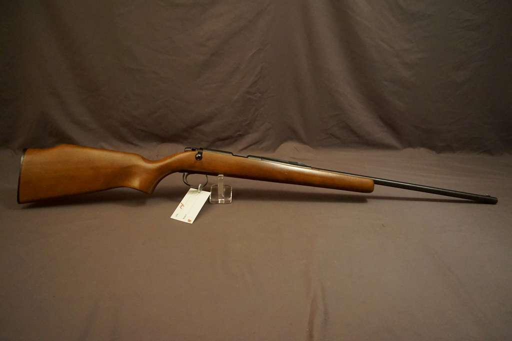 Remington M. 580 Smooth Bore .22 Shot B/A Single Shot Rifle